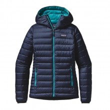 W'S DOWN SWEATER HOODY PATAGONIA